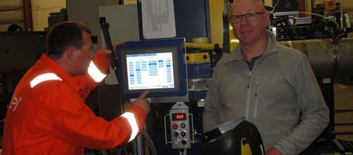 Welmax delivers K-TIG to Aibel